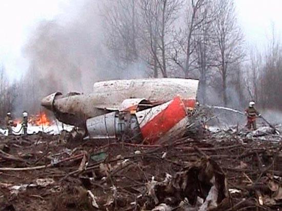 התאונה בפולין נשיא פולין / צלם: רויטרס